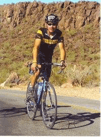 Alex Oden – cyclist, environmentalist and cancer survivor