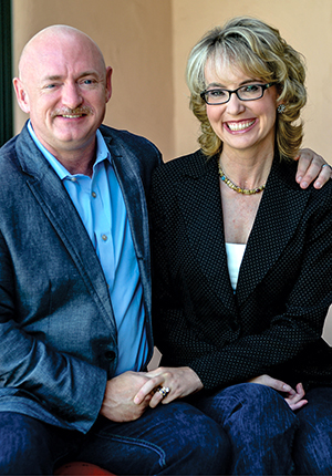 Giffords and Kelly P.K. Weis Photo