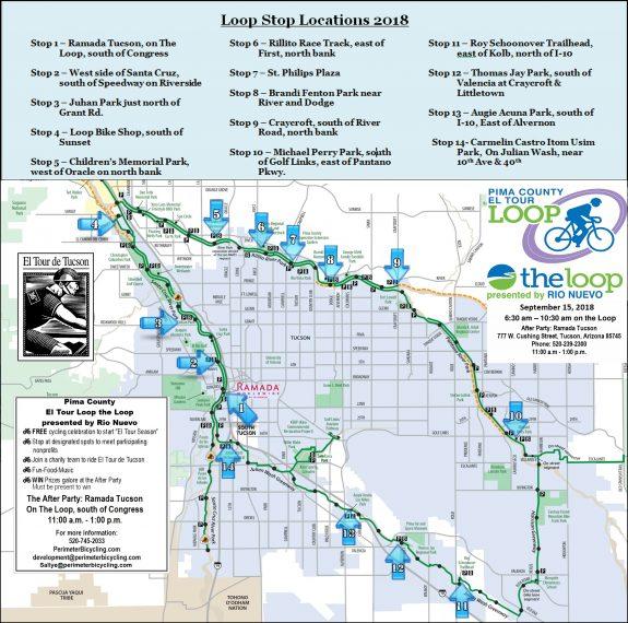 Loop The Loop El Tour De Tucson